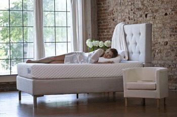 pure latex bliss mezzanine – bed pros mattress