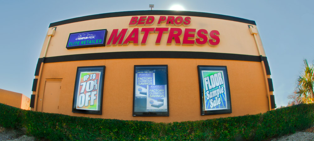 Why Choose to shop at Bed Pros Mattress?
