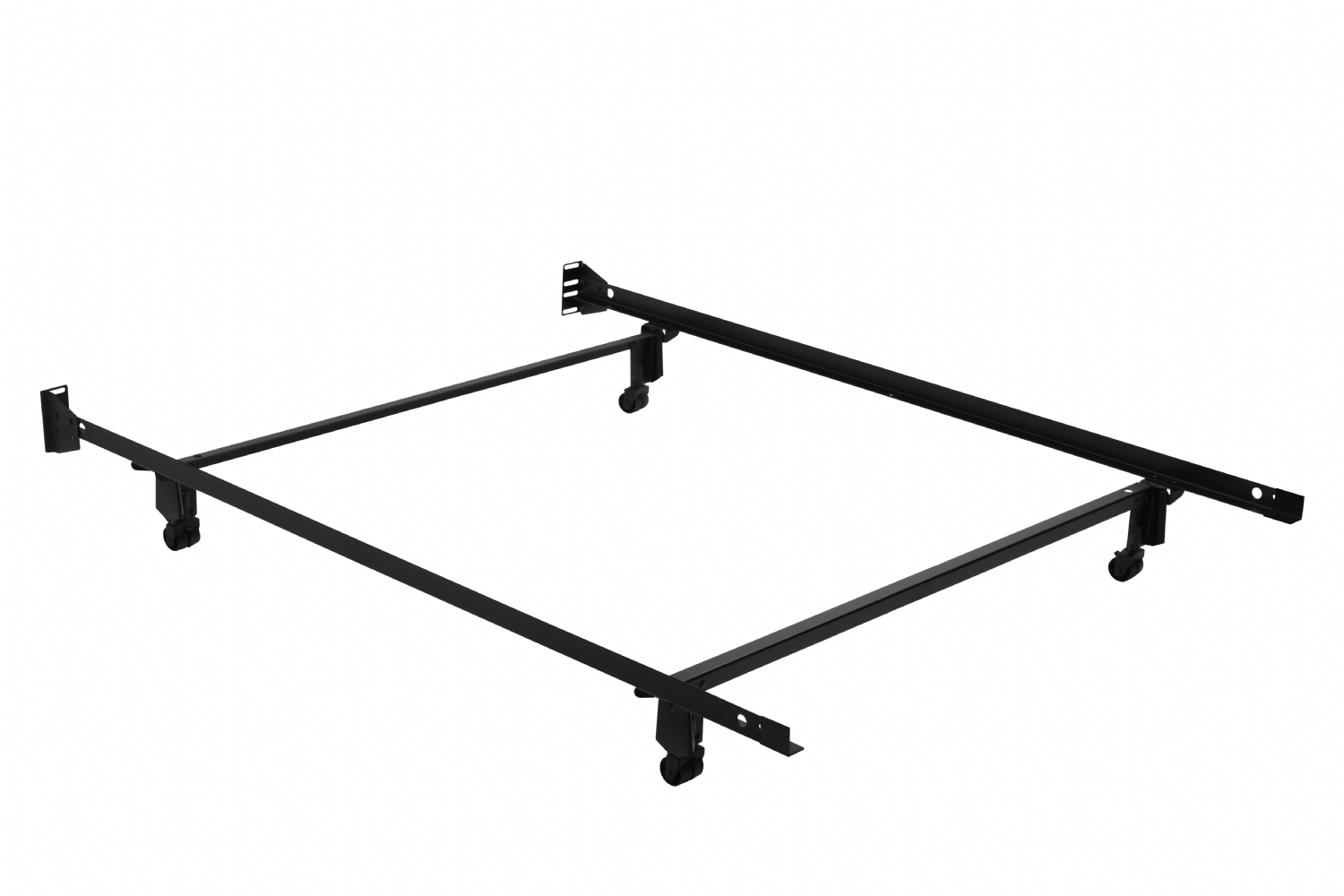 instamatic bed frame with wheels - Instamatic Bed Frame