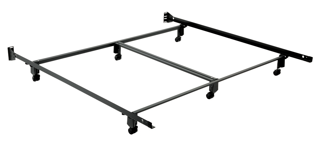 Instamatic Bed Frame with Wheels Bed Pros Mattress